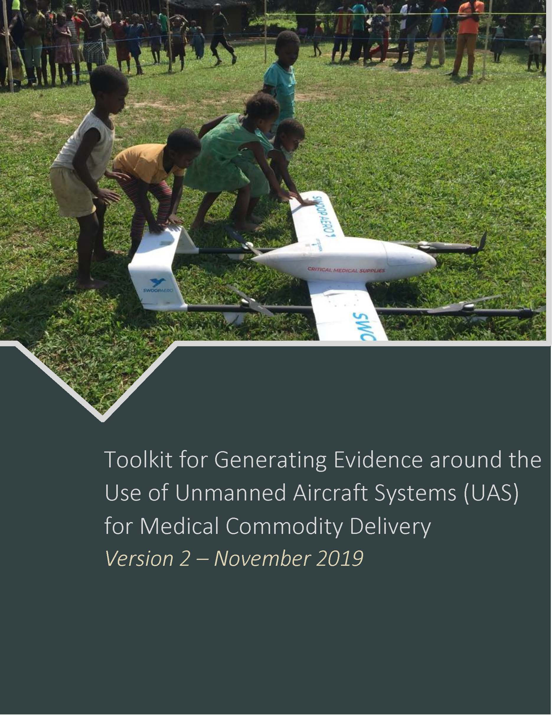 UAS Evidence Generation Toolkit - V2 - Nov 2019